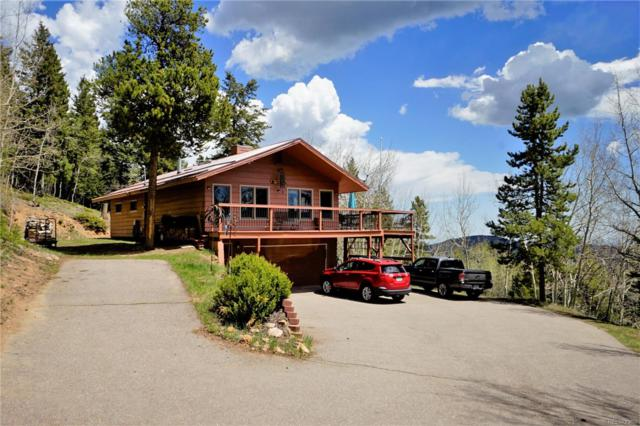 11282 Conifer Mountain Road, Conifer, CO 80433 (#7020513) :: The Heyl Group at Keller Williams
