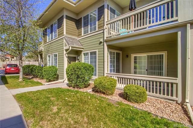 8105 E 11th Avenue 4H, Denver, CO 80220 (MLS #7020566) :: The Sam Biller Home Team