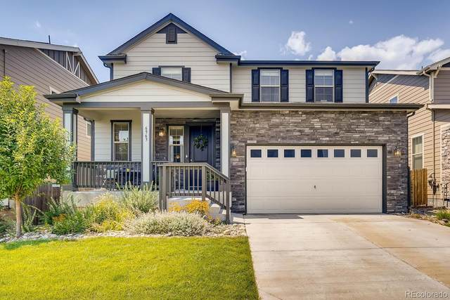 6963 Indiana Court, Arvada, CO 80007 (MLS #7020612) :: 8z Real Estate