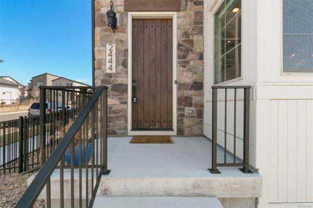 2444 S Orchard Street, Lakewood, CO 80228 (#7020902) :: The Peak Properties Group