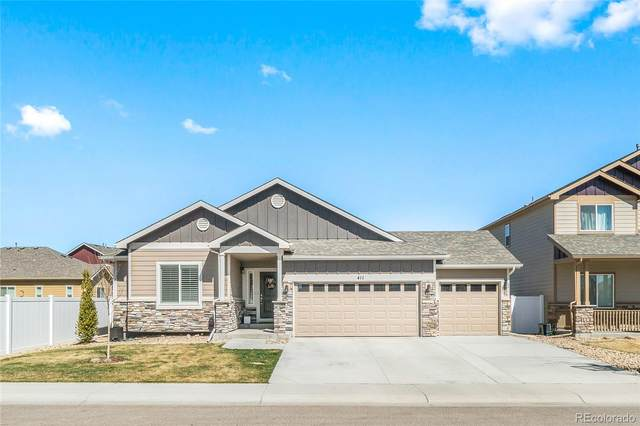 411 Gannet Peak Drive, Windsor, CO 80550 (#7020992) :: The Brokerage Group