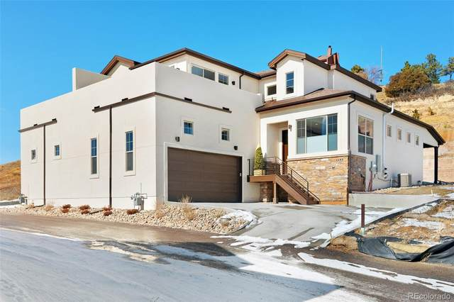 4493 Echo Cliff Lane, Larkspur, CO 80118 (#7021065) :: The Margolis Team