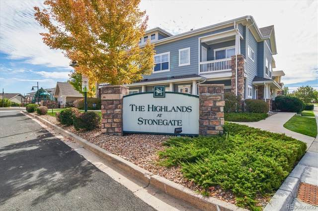 9557 Pearl Circle #203, Parker, CO 80134 (#7021271) :: The HomeSmiths Team - Keller Williams