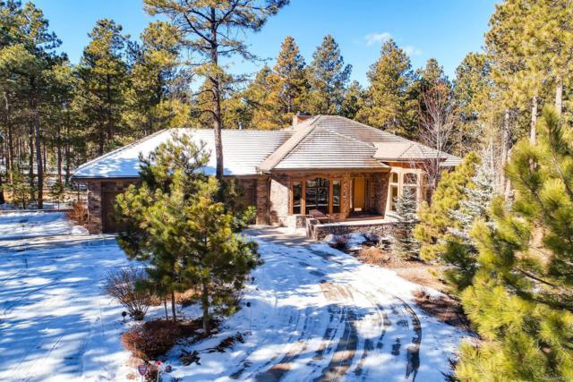 16122 Timber Meadow Drive, Colorado Springs, CO 80908 (#7021702) :: The Peak Properties Group