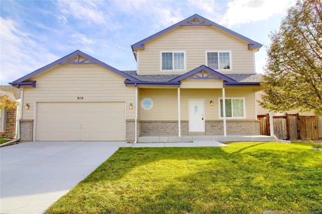 910 Cliffrose Way, Severance, CO 80550 (#7022355) :: Bring Home Denver with Keller Williams Downtown Realty LLC