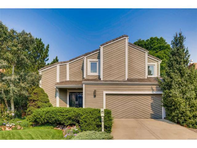 8101 E Dartmouth Avenue #76, Denver, CO 80231 (MLS #7022524) :: 8z Real Estate