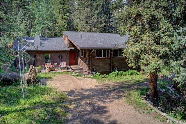 10219 Conifer Drive, Conifer, CO 80433 (#7022713) :: The DeGrood Team