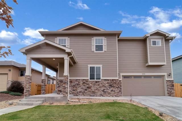 10561 Xanadu Street, Commerce City, CO 80022 (MLS #7022740) :: 8z Real Estate