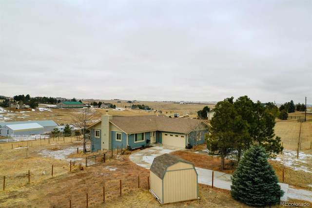 2425 Holmes Court, Parker, CO 80138 (#7022747) :: iHomes Colorado
