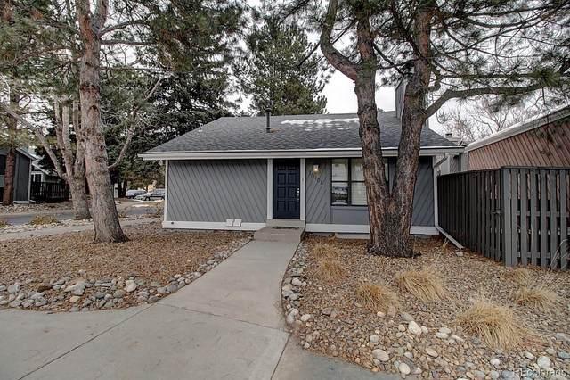 10101 E Peakview Avenue, Englewood, CO 80111 (MLS #7022864) :: 8z Real Estate