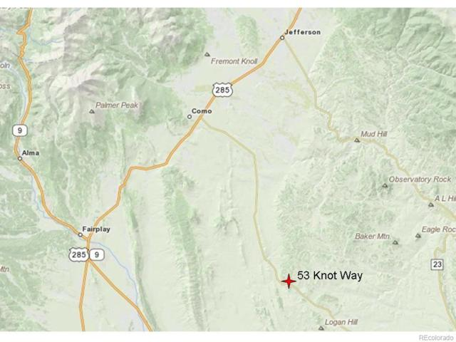 53 Knot Way, Como, CO 80432 (#7022955) :: The HomeSmiths Team - Keller Williams