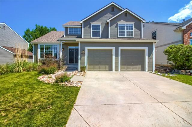 10036 Hughes Place, Highlands Ranch, CO 80126 (MLS #7023017) :: 8z Real Estate