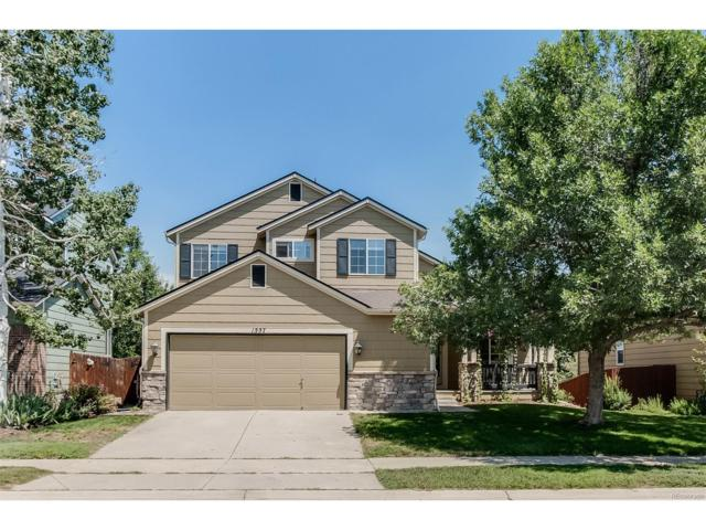 1557 Tanaka Drive, Erie, CO 80516 (MLS #7023034) :: 8z Real Estate
