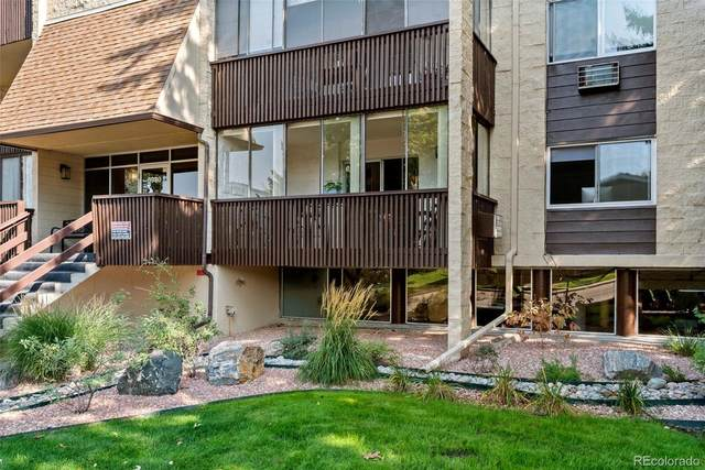 6980 E Girard Avenue #105, Denver, CO 80224 (MLS #7023284) :: The Sam Biller Home Team