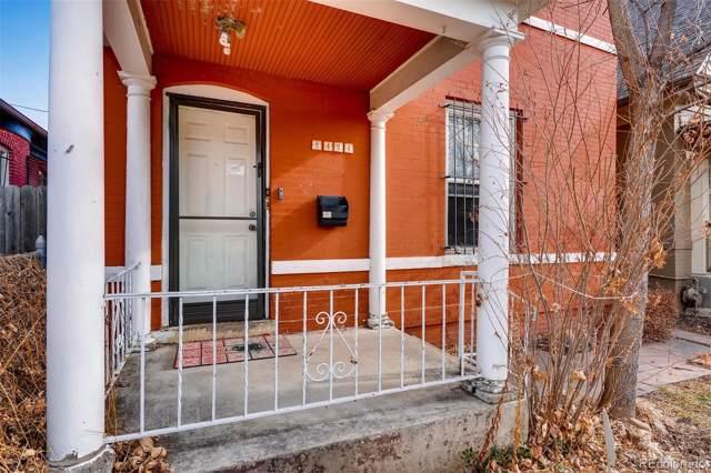 2424 N Franklin Street, Denver, CO 80205 (MLS #7023492) :: Keller Williams Realty