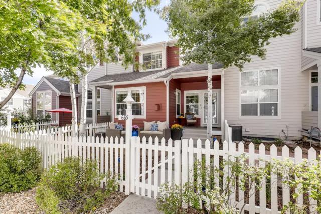 665 Snowberry Street, Longmont, CO 80503 (#7024004) :: The Galo Garrido Group