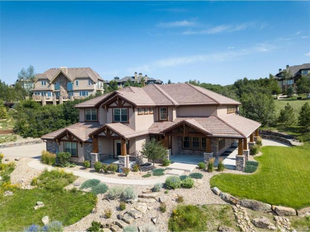 12810 Horizon Trail, Castle Pines, CO 80108 (MLS #7024219) :: 8z Real Estate