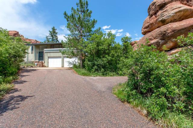 6549 Pike Circle, Larkspur, CO 80118 (#7024317) :: The HomeSmiths Team - Keller Williams