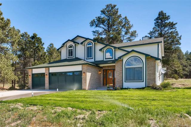 15824 El Dorado Way, Larkspur, CO 80118 (#7024323) :: The Pete Cook Home Group