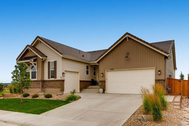 14684 Mission Walk Loop, Parker, CO 80134 (MLS #7024785) :: Keller Williams Realty