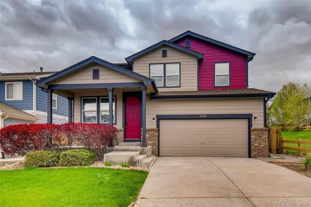 5602 Jaguar Way, Littleton, CO 80124 (#7024793) :: Colorado Home Finder Realty