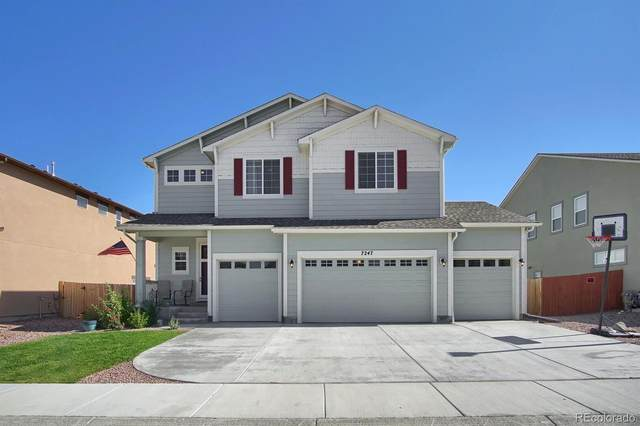 7247 Dutch Loop, Colorado Springs, CO 80925 (#7024822) :: Finch & Gable Real Estate Co.