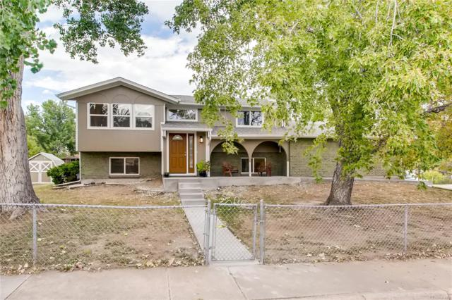 1099 S Johnson Way, Lakewood, CO 80226 (#7024858) :: The Griffith Home Team