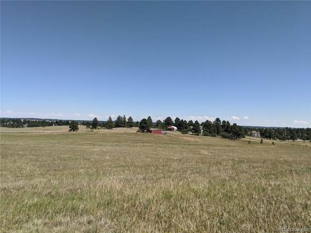 883 County Rd 154, Elizabeth, CO 80107 (#7024890) :: The DeGrood Team