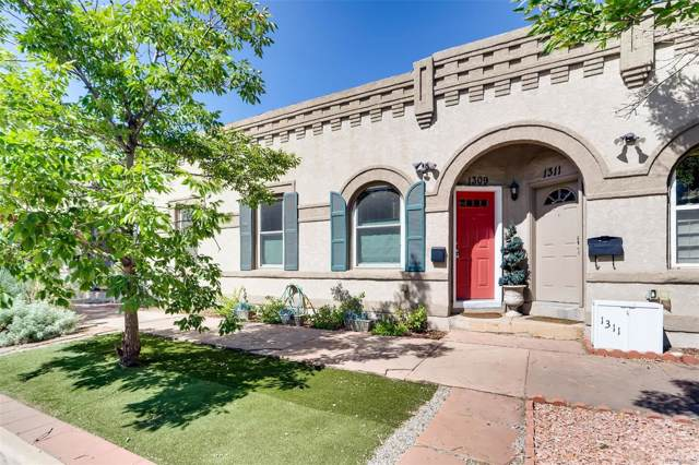 1309 E 31st Avenue, Denver, CO 80205 (MLS #7024975) :: 8z Real Estate
