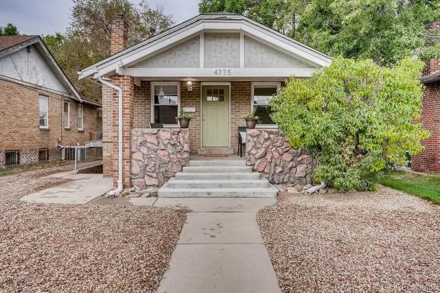 4775 Eliot Street, Denver, CO 80211 (MLS #7025093) :: Keller Williams Realty