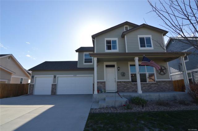 2137 Basil Street, Strasburg, CO 80136 (MLS #7025192) :: 8z Real Estate