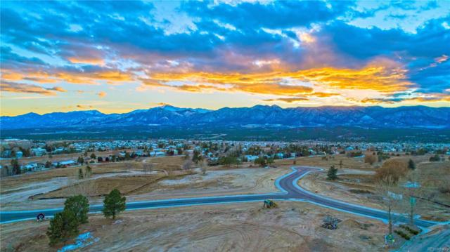 14358 Spyglass Hill Place, Colorado Springs, CO 80921 (#7025370) :: 5281 Exclusive Homes Realty
