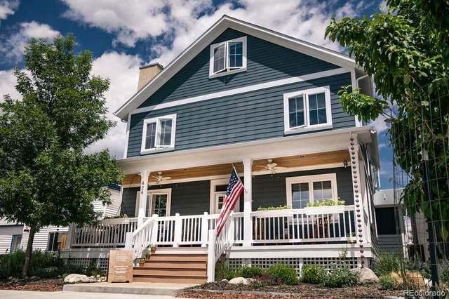 424 Cedar Street, Buena Vista, CO 81211 (MLS #7025547) :: Bliss Realty Group
