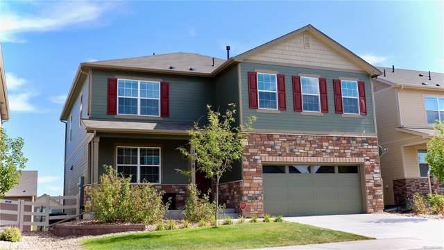 2208 Shadow Creek Drive, Castle Rock, CO 80104 (MLS #7026049) :: 8z Real Estate