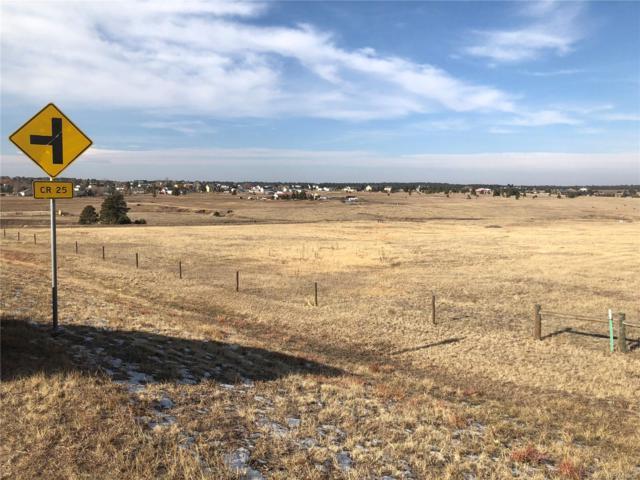 6211 St Hwy 86, Kiowa, CO 80117 (#7026230) :: The Peak Properties Group