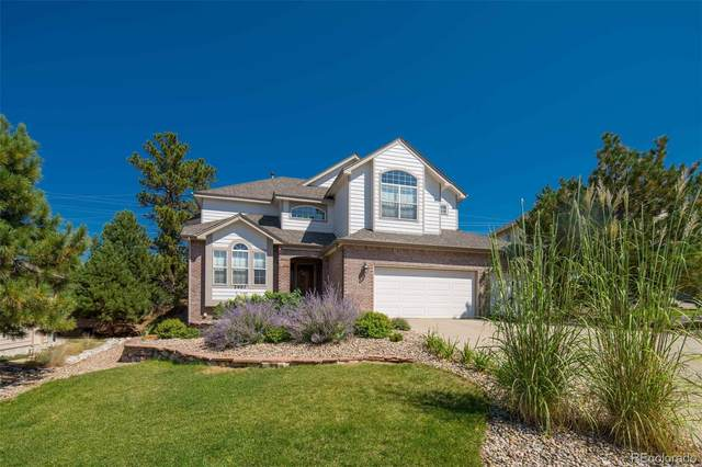 2007 Woodbourne Terrace, Castle Rock, CO 80104 (#7026274) :: The Margolis Team