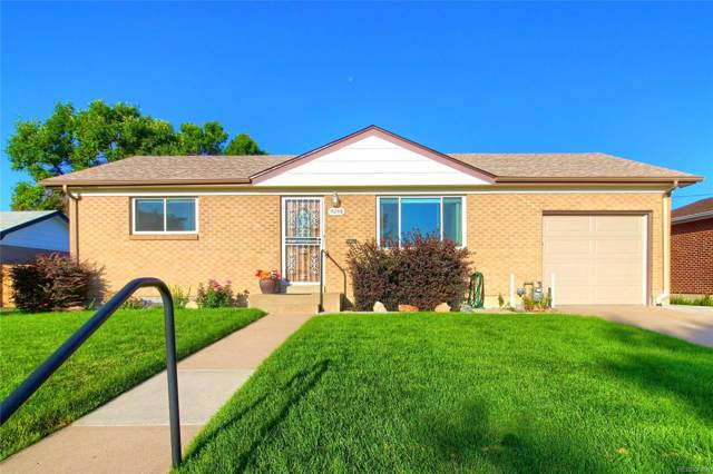 11259 Irma Drive, Northglenn, CO 80233 (#7026522) :: The Heyl Group at Keller Williams