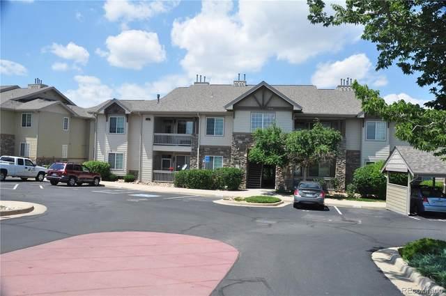 10311 W Girton Drive #2, Lakewood, CO 80227 (#7026618) :: My Home Team