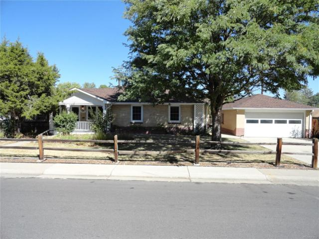 490 S Marshall Street, Lakewood, CO 80226 (MLS #7026881) :: 8z Real Estate