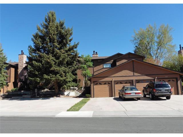 9411 W 89th Circle, Westminster, CO 80021 (MLS #7027232) :: 8z Real Estate