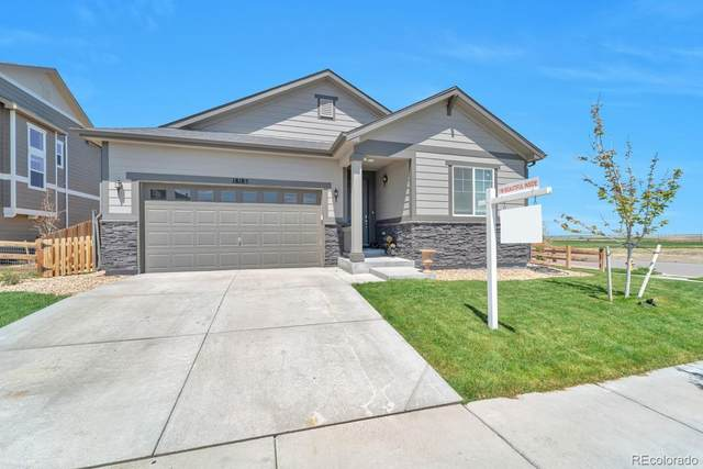 18185 E 98th Place, Commerce City, CO 80022 (#7027253) :: Mile High Luxury Real Estate