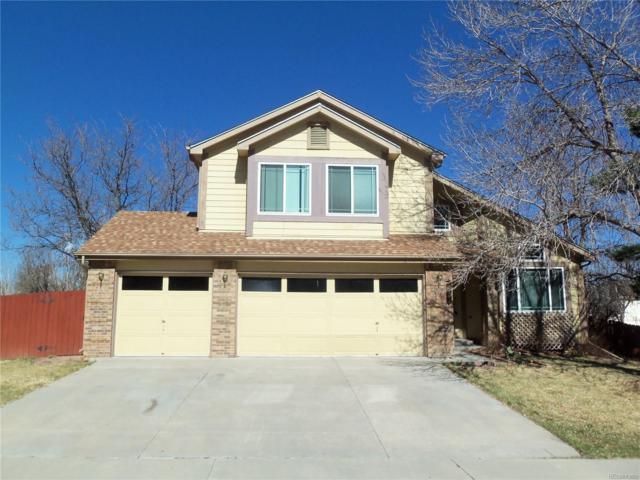 10602 Bellaire Street, Thornton, CO 80233 (#7027265) :: The Pete Cook Home Group