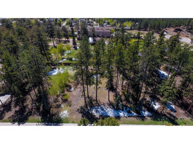 635 Meadowlark Lane, Woodland Park, CO 80863 (#7027728) :: Structure CO Group