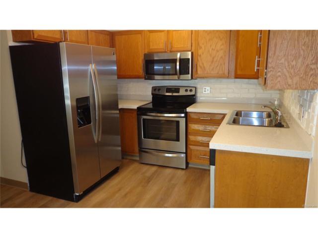 13606 E Bates Avenue #204, Aurora, CO 80014 (MLS #7027962) :: 8z Real Estate