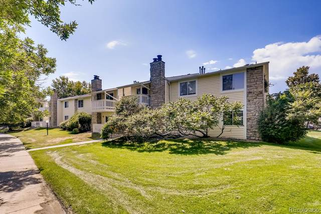 8555 Fairmount Drive J202, Denver, CO 80247 (#7027964) :: The Heyl Group at Keller Williams