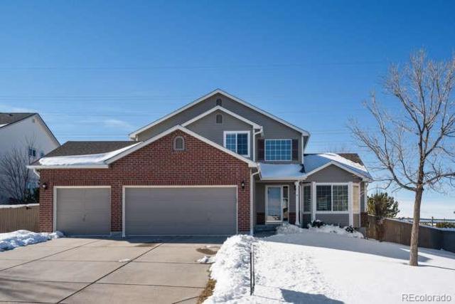 1555 Rosedale Street, Castle Rock, CO 80104 (MLS #7028098) :: Bliss Realty Group