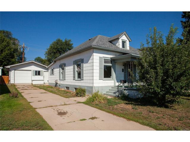 3075 S Acoma Street, Englewood, CO 80110 (MLS #7028265) :: 8z Real Estate