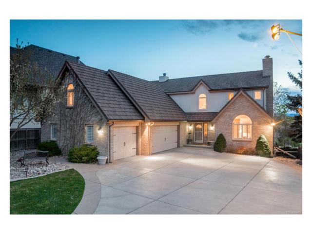 5298 E Otero Circle, Centennial, CO 80122 (MLS #7028871) :: 8z Real Estate