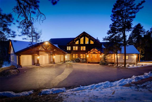 12255 Conifer Ridge Drive, Conifer, CO 80433 (#7029015) :: Structure CO Group