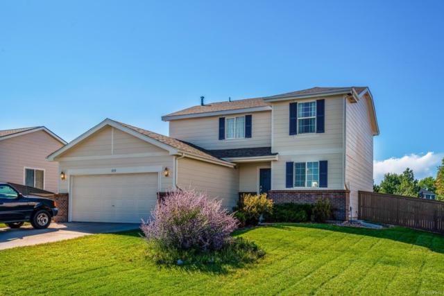 1135 Kittery Street, Castle Rock, CO 80104 (#7029479) :: The Peak Properties Group